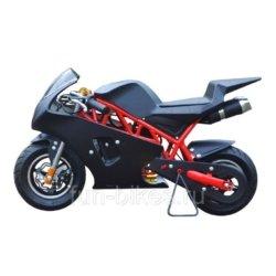 Минимото MOTAX 50 сс в стиле Ducati черный (бензиновый, до 90 кг, до 45 км/ч, вариатор, тормоза дисковые мех, ручной стартер)